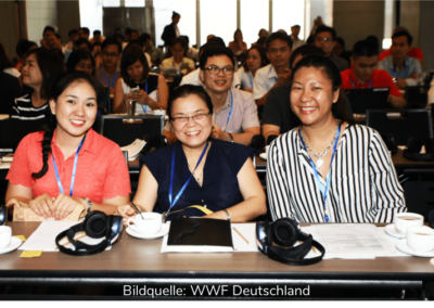 Climate Action Training für die Textilindustrie in Vietnam